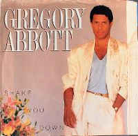 Cover Gregory Abbott - Shake You Down