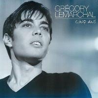 Cover Grégory Lemarchal - Cinq ans