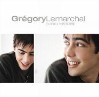 Cover Grégory Lemarchal - Écris l'histoire