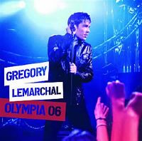 Cover Grégory Lemarchal - Olympia 06