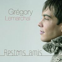 Cover Grégory Lemarchal - Restons amis