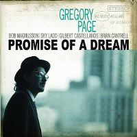 Cover Gregory Page - Promise Of A Dream
