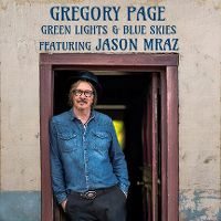 Cover Gregory Page feat. Jason Mraz - Green Lights & Blue Skies