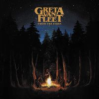 Cover Greta Van Fleet - From The Fires