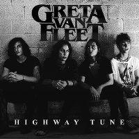 Cover Greta Van Fleet - Highway Tune