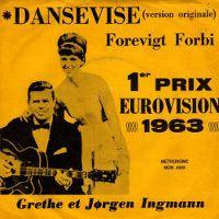 Cover Grethe & Jørgen Ingmann - Dansevise