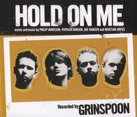 Cover Grinspoon - Hold On Me
