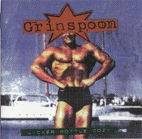 Cover Grinspoon - Licker Bottle Crozy (EP)