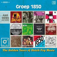 Cover Groep 1850 - The Golden Years Of Dutch Pop Music
