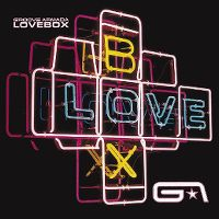 Cover Groove Armada - Lovebox