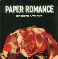 Cover Groove Armada - Paper Romance