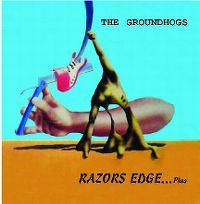 Cover Groundhogs - Razor's Edge... Plus