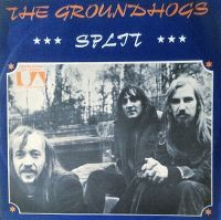 Cover Groundhogs - Split