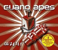 Cover Guano Apes - Quietly