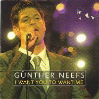Cover Günther Neefs - I Want You To Want Me