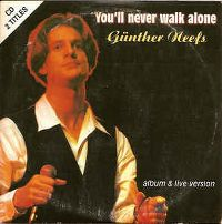 Cover Günther Neefs - You'll Never Walk Alone