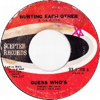 Cover Guess Who - Hurting Each Other