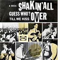 Cover Guess Who? - Shakin' All Over