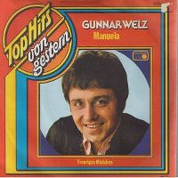 Cover Gunnar Welz - Manuela