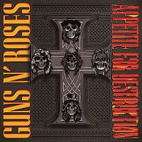 Cover Guns N' Roses - Appetite For Destruction