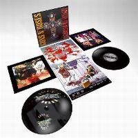 Cover Guns N' Roses - Appetite For Destruction