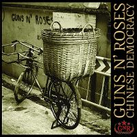 Cover Guns N' Roses - Chinese Democracy