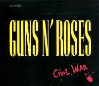Cover Guns N' Roses - Civil War