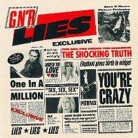 Cover Guns N' Roses - GN'R Lies
