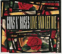 Cover Guns N' Roses - Live And Let Die