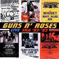 Cover Guns N' Roses - Live Era '87-'93
