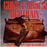 Cover Guns N' Roses - Nightrain