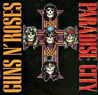 Cover Guns N' Roses - Paradise City