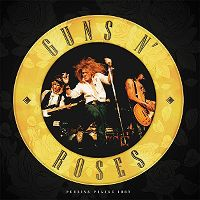Cover Guns N' Roses - Perkins Palace 1987