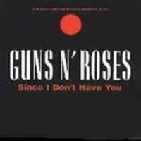 Cover Guns N' Roses - Since I Don't Have You