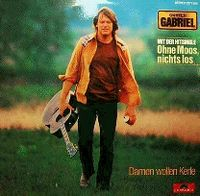 Cover Gunter Gabriel - Damen wollen Kerle