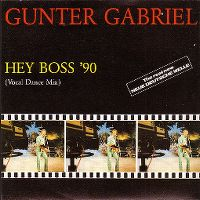 Cover Gunter Gabriel - Hey Boss '90