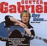 Cover Gunter Gabriel - Hey Boss... Meine Songs