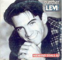 Cover Gunther Levi - Niemand zoals jij