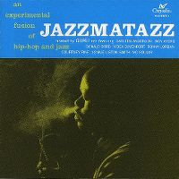 Cover Guru - Jazzmatazz Volume 1