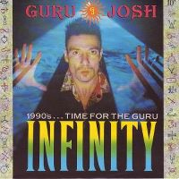 Cover Guru Josh - Infinity (1990's... Time For The Guru)