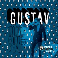 Cover Gustav - 100'000 gouttes d'eau