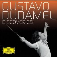 Cover Gustavo Dudamel - Discoveries