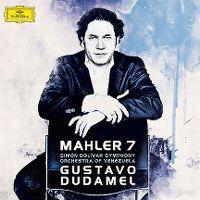 Cover Gustavo Dudamel / Simón Bolívar Symphony Orchestra Of Venezuela - Mahler 7