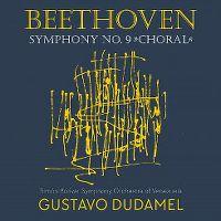 "Cover Gustavo Dudamel & Simón Bolívar Symphony Orchestra Of Venezuela - Symphony No. 9 ""Choral"" - Beethoven"
