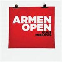Cover Guus Meeuwis - Armen open
