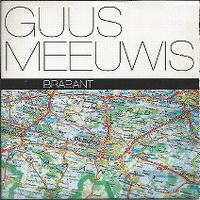 Cover Guus Meeuwis - Brabant
