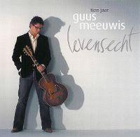 Cover Guus Meeuwis - Tien jaar - Levensecht