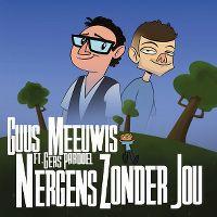 Cover Guus Meeuwis feat. Gers Pardoel - Nergens zonder jou
