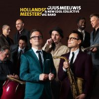 Cover Guus Meeuwis & New Cool Collective Big Band - Hollandse meesters