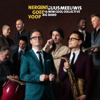 Cover Guus Meeuwis & New Cool Collective Big Band - Nergens goed voor